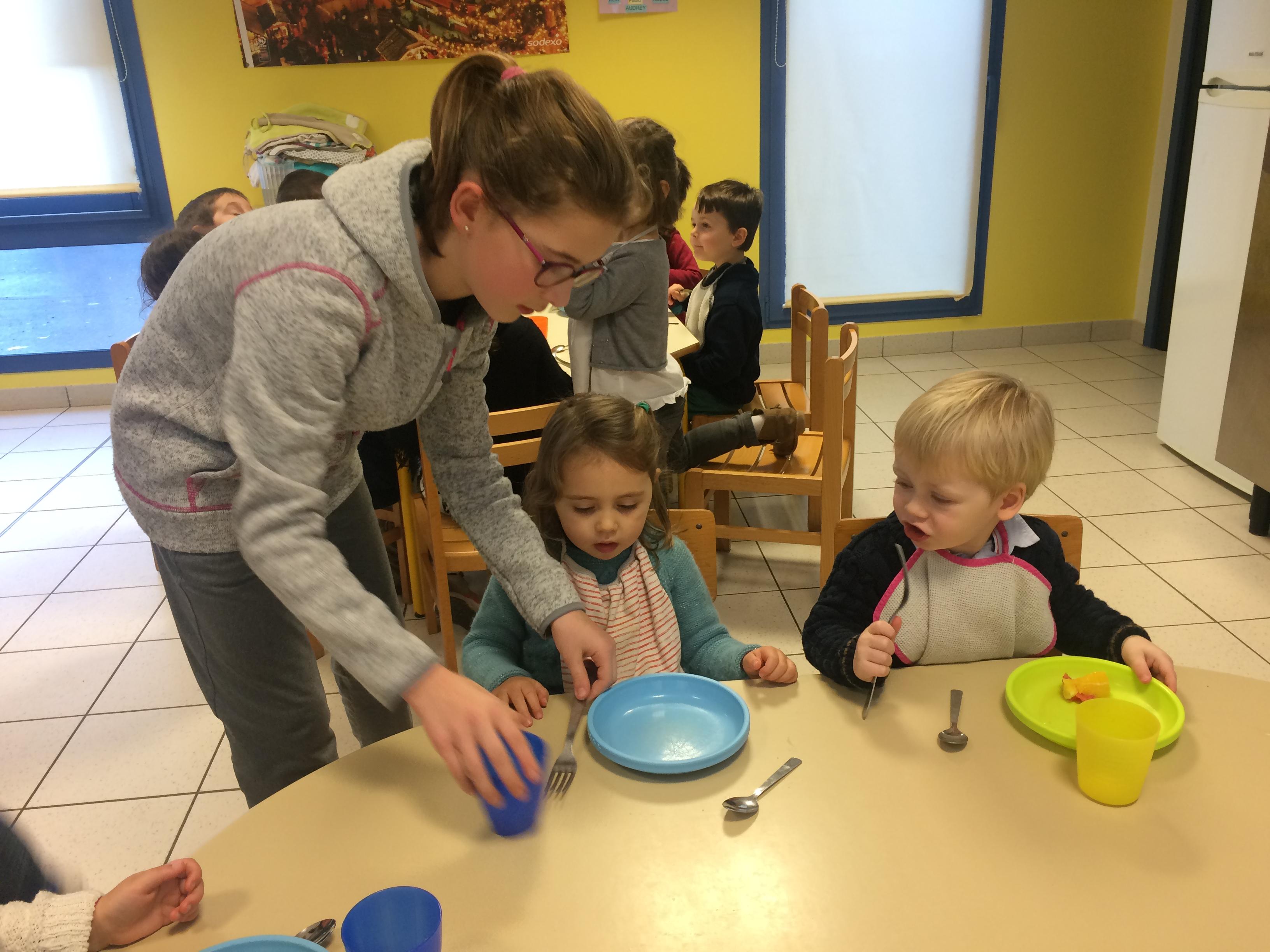 Responsabilisation des grands envers les petits
