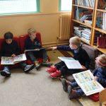 enfants consultants des livres