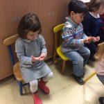 Les enfants comptent en anglais