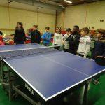 pratique du ping pong
