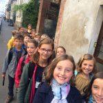 Les enfants du cursus Chant Choral