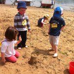 Sortie - Jeux de sable